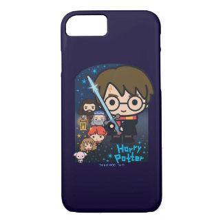 Harry Potter Iphone Hoesje