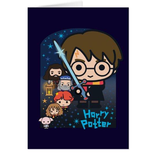 Favoriete Cartoon Harry Potter Chamber van Grafische Kaart | Zazzle.nl @JG96
