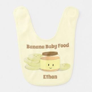 Cartoon   van het Voedsel van het Baby van de Baby Slabbetje