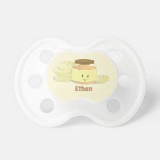 Cartoon   van het Voedsel van het Baby van de Fopspenen
