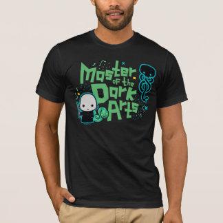 Cartoon Voldemort - Meester van de Donkere Arts. T Shirt