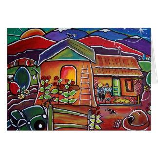 Casa DE Los Abuelos Kaart
