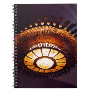 Casa meer chandellier Batllo interiour Notitieboek