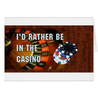 Casino iphone4 wenskaart