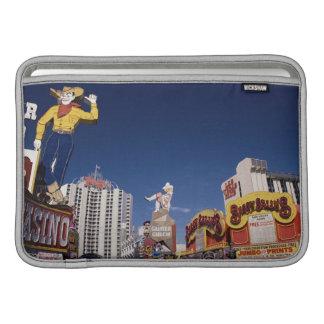 Casino's en hotels in Las Vegas MacBook Air Beschermhoes