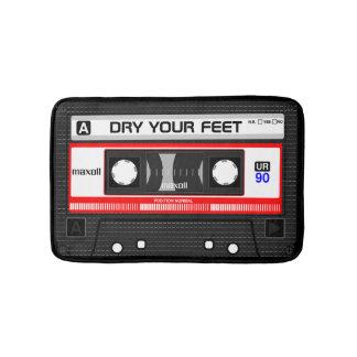 Cassette Badmat