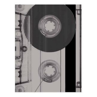 Cassette Briefkaart