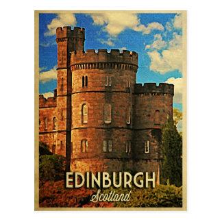 Castle Rock Edinburgh Briefkaart