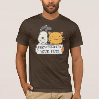 Castreer of Onzijdig (Banner) T Shirt