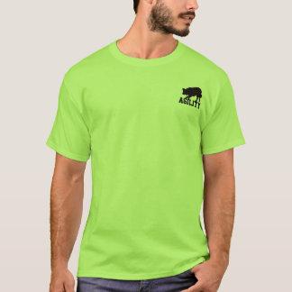 Casual behendigheid - t shirt