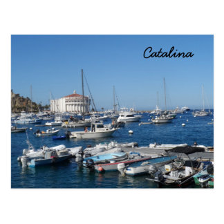 Catalina, Californië Briefkaart