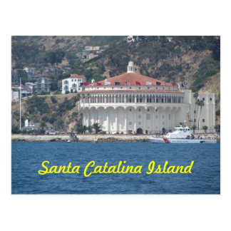 Catalina Casino Briefkaart