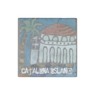 Catalina Casino Tile Marble Magnet Stenen Magneet