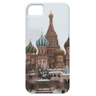 Cathedral_russo van het Basilicum van heilige Barely There iPhone 5 Hoesje