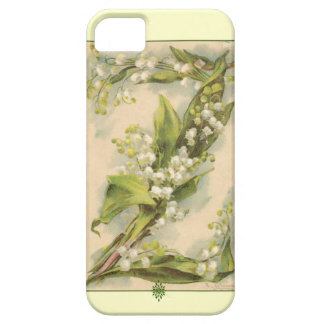 Catherine Klein Flower Alphabet Z Lily van Vallei Barely There iPhone 5 Hoesje
