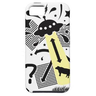 Cattle_Mutilation Tough iPhone 5 Hoesje
