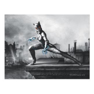 Catwoman - Bliksem Briefkaart
