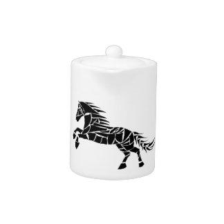 Cavallerone - zwart paard