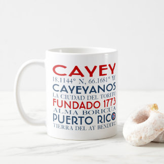 Cayey, Puerto Rico Koffiemok
