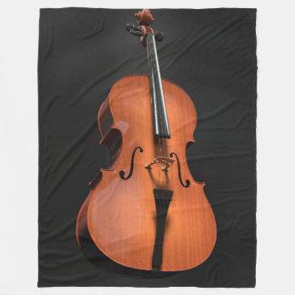 Cello Fleece Deken