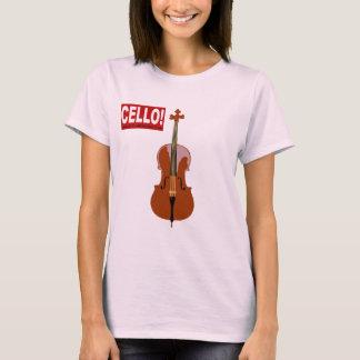 Cello! T Shirt