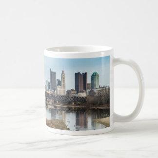Centraal BedrijfsDistrict Columbus, Ohio Koffiemok