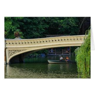 Central Park: De Schippers van de zomer door Boog Kaart
