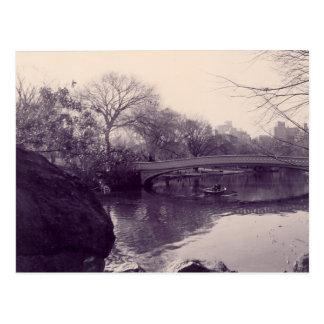 centralpark, Central Park - NY Briefkaart