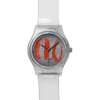 CEO van Uw Horloge van Graffiti van het Lot