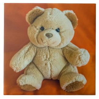 Ceramische de fototegel van de teddybeer keramisch tegeltje