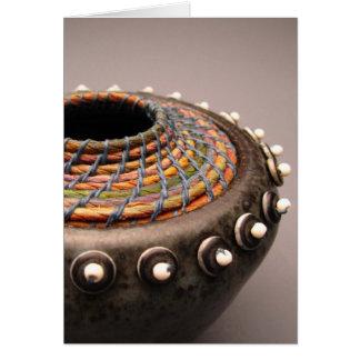 Ceramische Fusie 1 van de Mandenmakerij Kaart