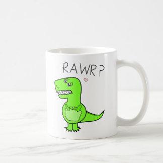 Ceramische Mokken t-Rex