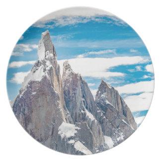 Cerro Torre - Parque Nacional Los Glaciares Melamine+bord