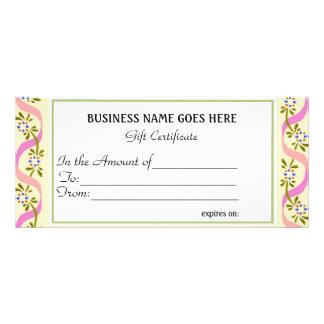Certificaat | bedrijfs van de Gift Reclamekaart