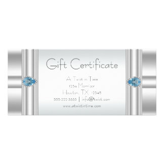 Certificaten Van het Bedrijfs certificaat van de g Reclamekaart