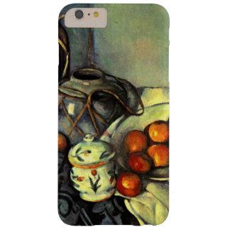 Cezanne - Stilleven met Appelen Barely There iPhone 6 Plus Hoesje