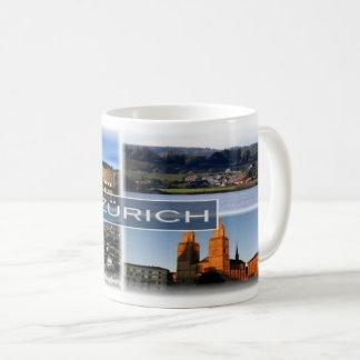 CH Zwitserland - Zürich - Feldbach - Meer - Koffiemok