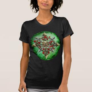 Cha-o-ster (GROEN BG) T Shirt