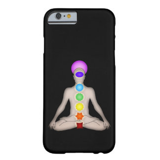 Chakras Barely There iPhone 6 Hoesje