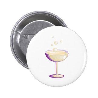 Champagne Ronde Button 5,7 Cm