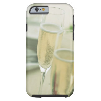 Champagne Tough iPhone 6 Hoesje