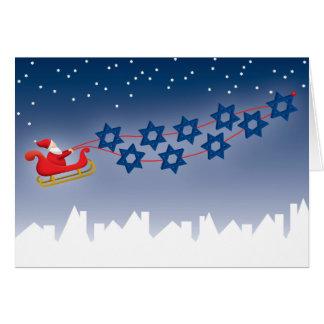 Chanoeka en Kerstkaart Briefkaarten 0