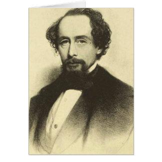 Charles Dickens, 1858 Kaart