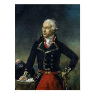 Charles-Francois du Perier Dumouriez Briefkaart