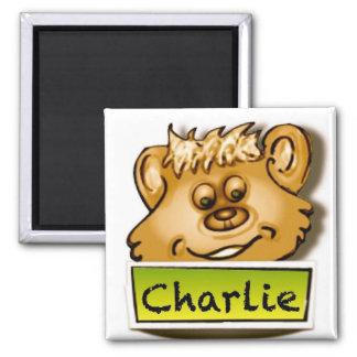 Charlie D. Dog Magneet