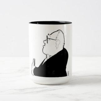 Charlie Miller Coffee Mug Tweekleurige Koffiemok