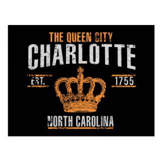Charlotte Briefkaart