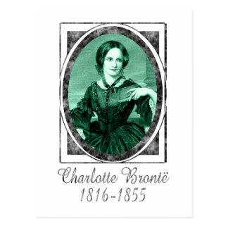 Charlotte Brontë Briefkaart
