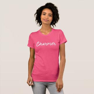 Charmeur. Sassy t-shirtoverhemd T Shirt