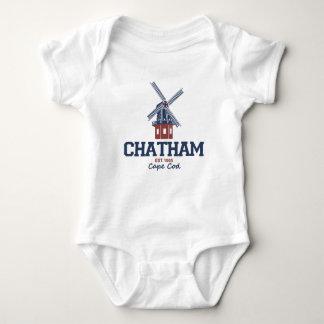 Chatham - de Kabeljauw van de Kaap Romper